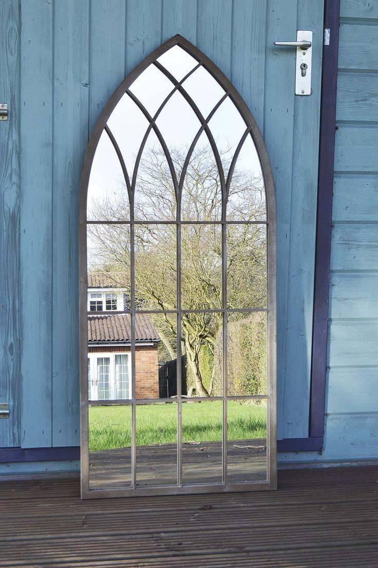 26 Best Garden Mirrors Images On Pinterest | Garden Mirrors, Wall regarding Gothic Garden Mirrors (Image 1 of 15)