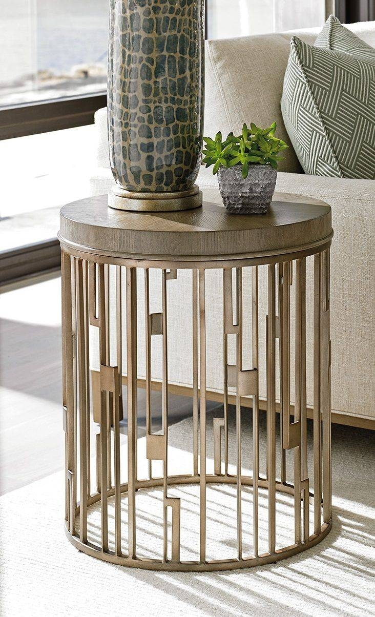 26 Best Side Tables Images On Pinterest | Side Tables, Coffee with Occasional Tables Mirrors (Image 1 of 15)