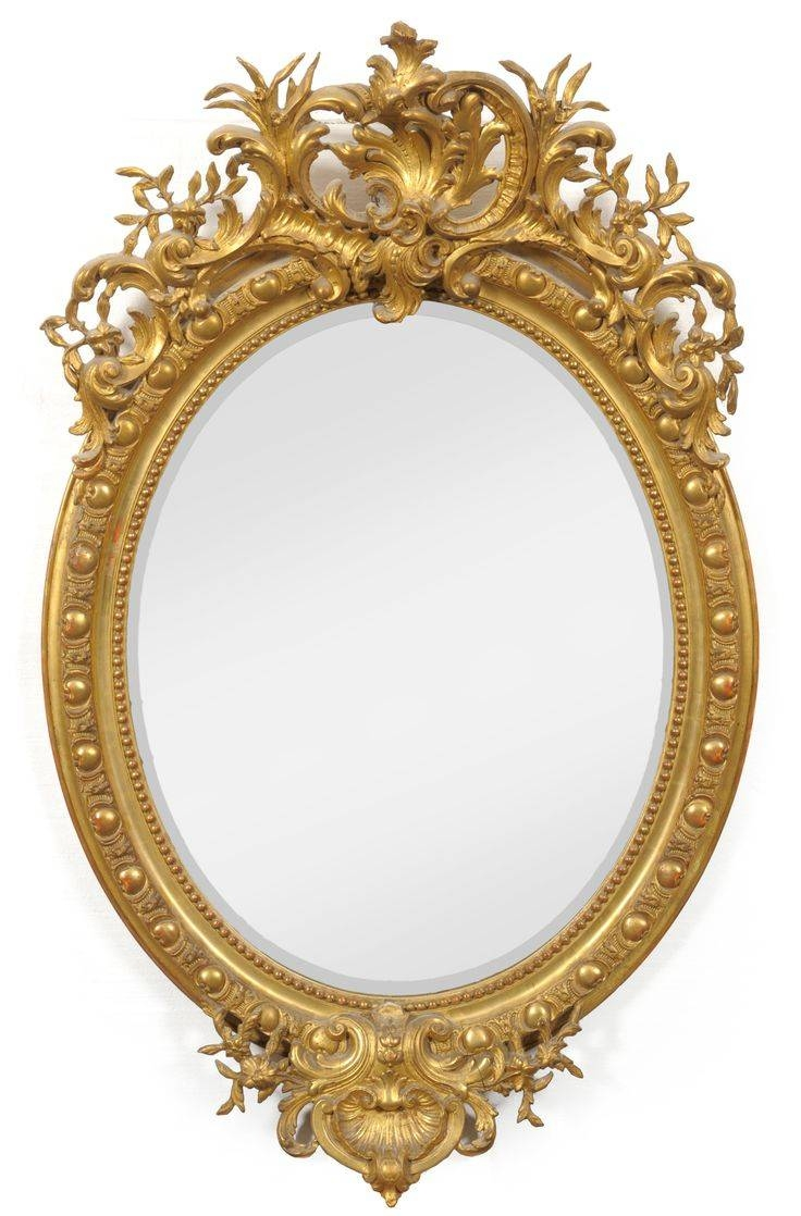 297 Best Beautiful Mirrors 3 Images On Pinterest | Mirror Mirror for Victorian Style Mirrors (Image 2 of 15)
