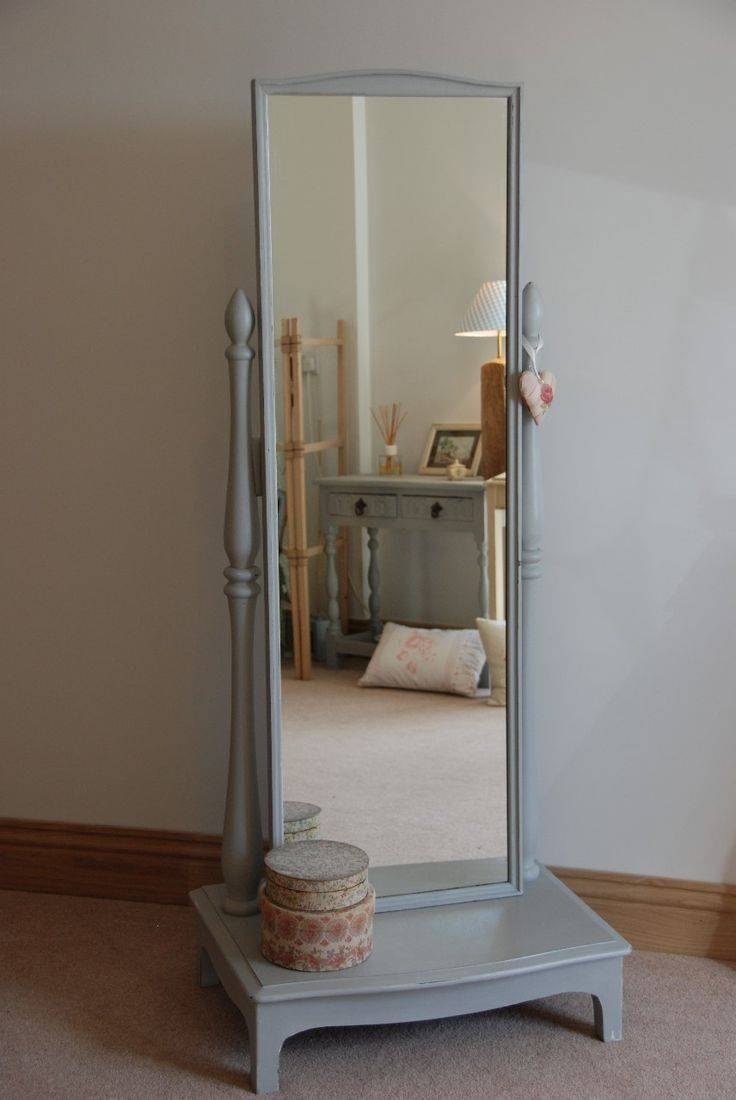 Popular Photo of Cheval Free Standing Mirrors