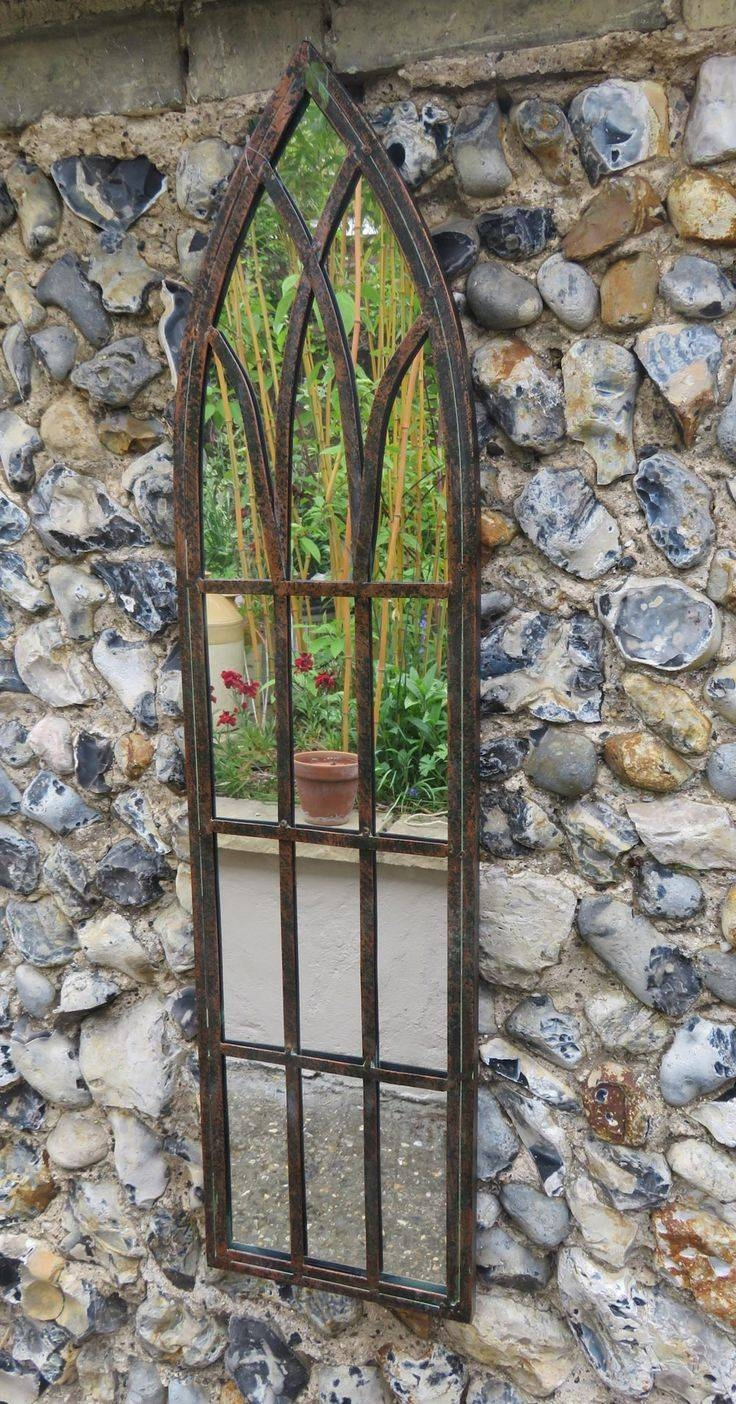 9 Best Shabby Chic Notice / Memo Boards Images On Pinterest | Memo intended for Gothic Garden Mirrors (Image 2 of 15)
