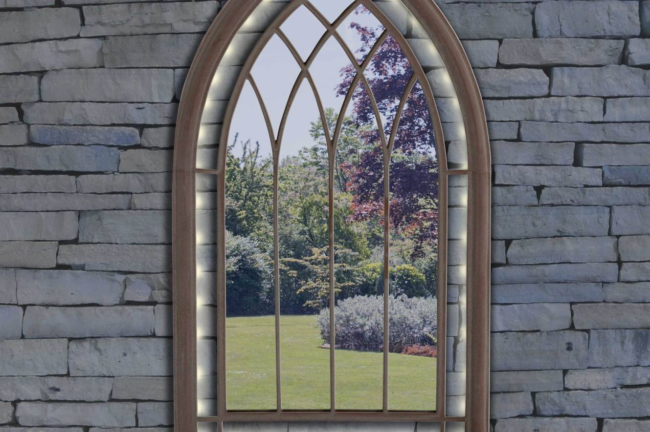 Acceptable Gothic Garden Mirrors Amazon Tags : Gothic Garden Intended For Gothic Garden Mirrors (View 3 of 15)