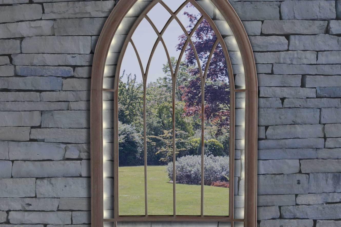 Acceptable Gothic Garden Mirrors Amazon Tags : Gothic Garden intended for Gothic Garden Mirrors (Image 3 of 15)