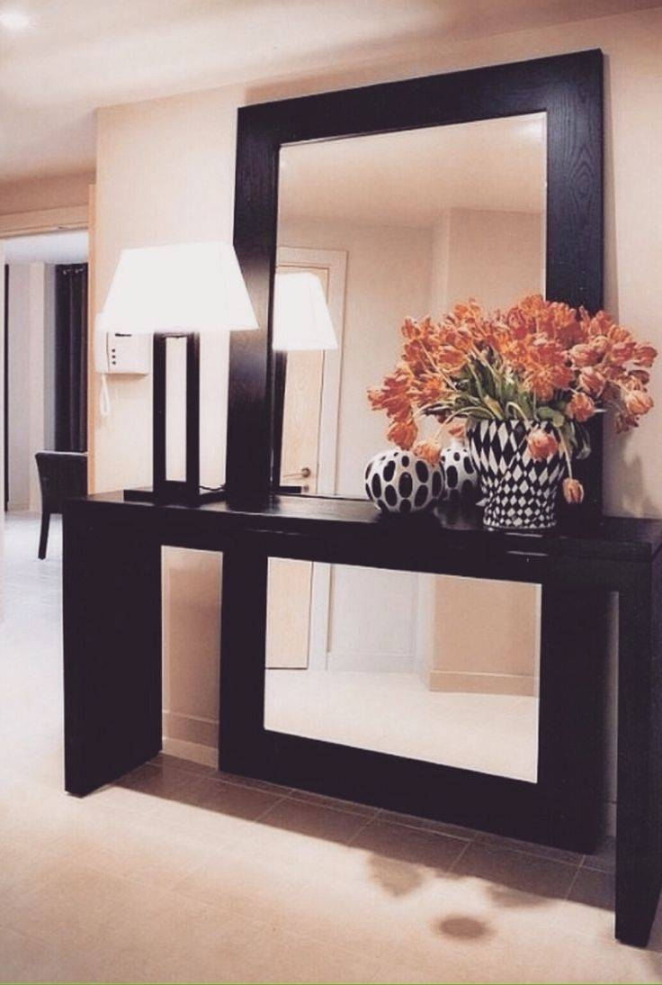 Amazing Large Hallway Mirror Photo Inspiration – Amys Office Within Large Hallway Mirrors (View 1 of 15)