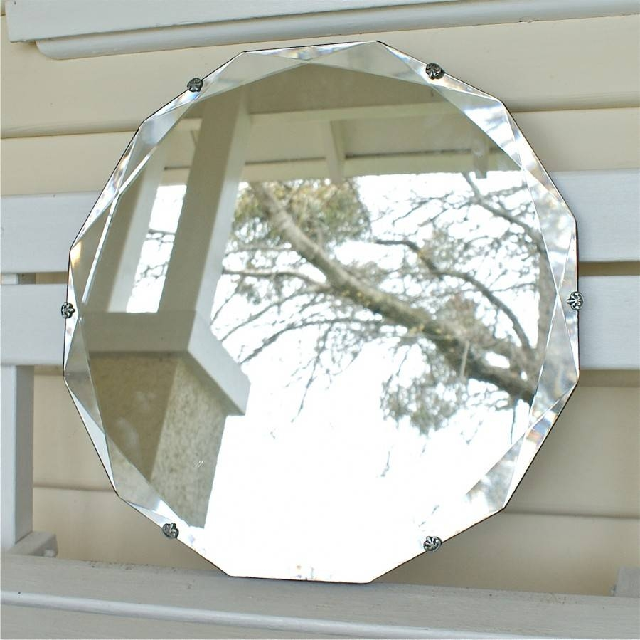 Featured Photo of Vintage Bevelled Edge Mirrors