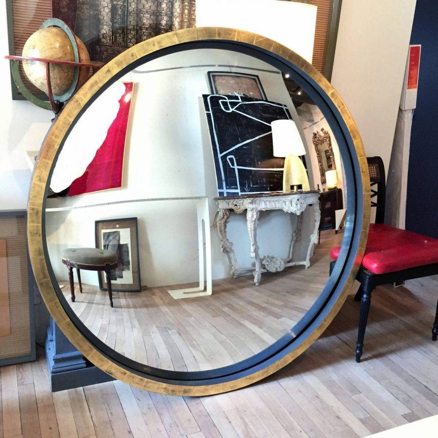 15 Best Ideas Of Convex Wall Mirrors