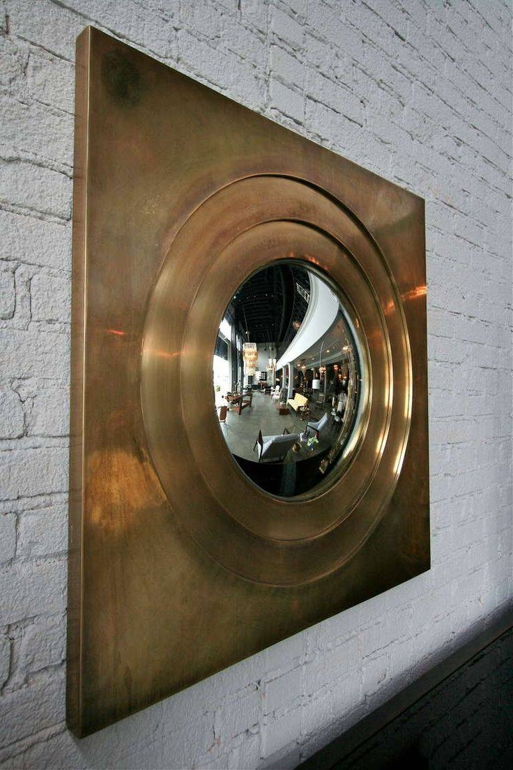 Articles With Large Round Convex Wall Mirror Tag: Convex Wall with regard to Convex Wall Mirrors (Image 6 of 15)