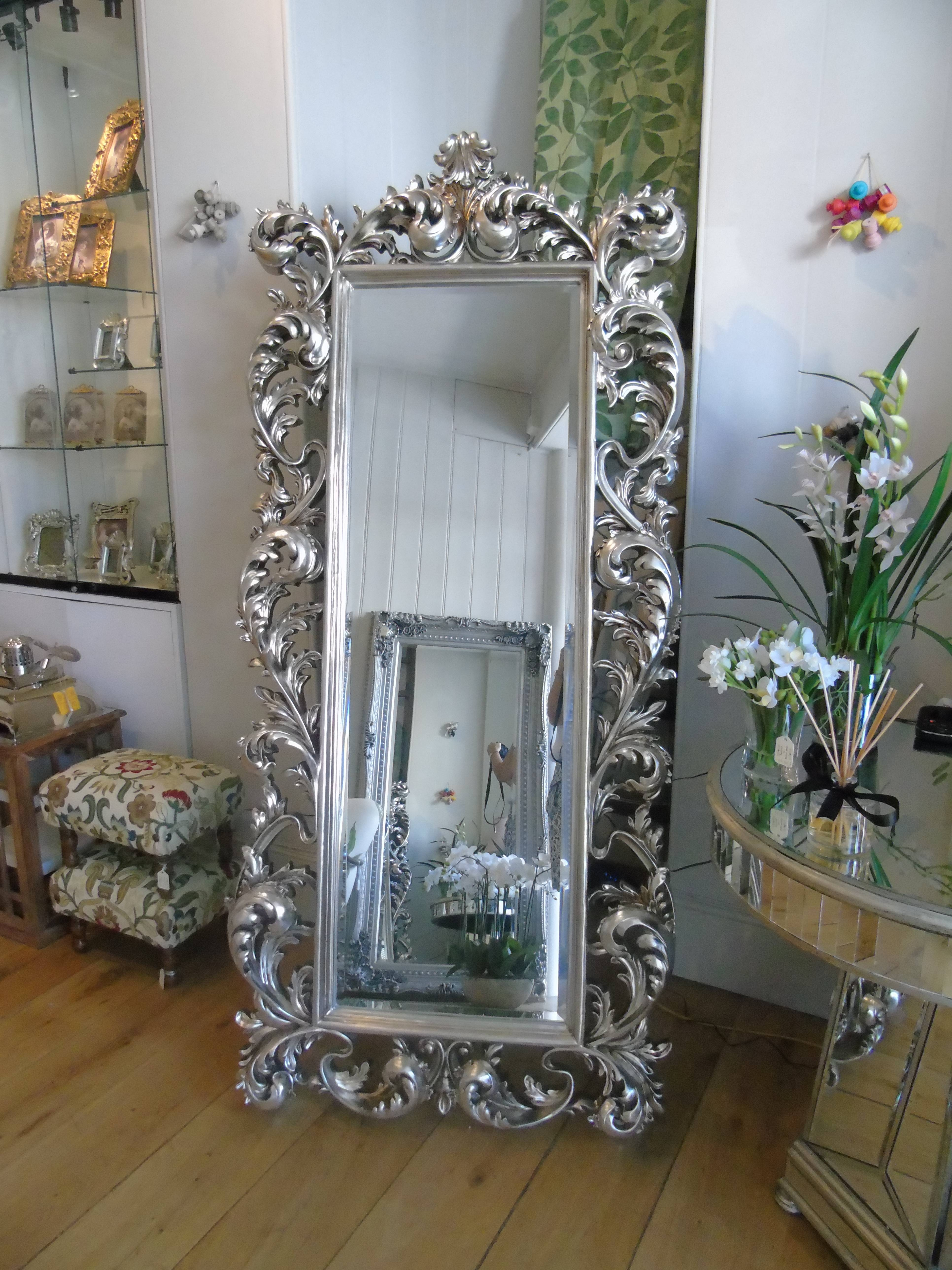 Featured Photo of Baroque Floor Mirrors