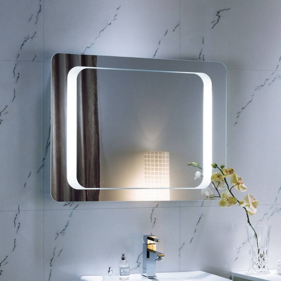 Bathroom Cabinets : Contemporary Bathroom Mirrors Bathroom Mirrors with Modern Contemporary Mirrors (Image 2 of 15)