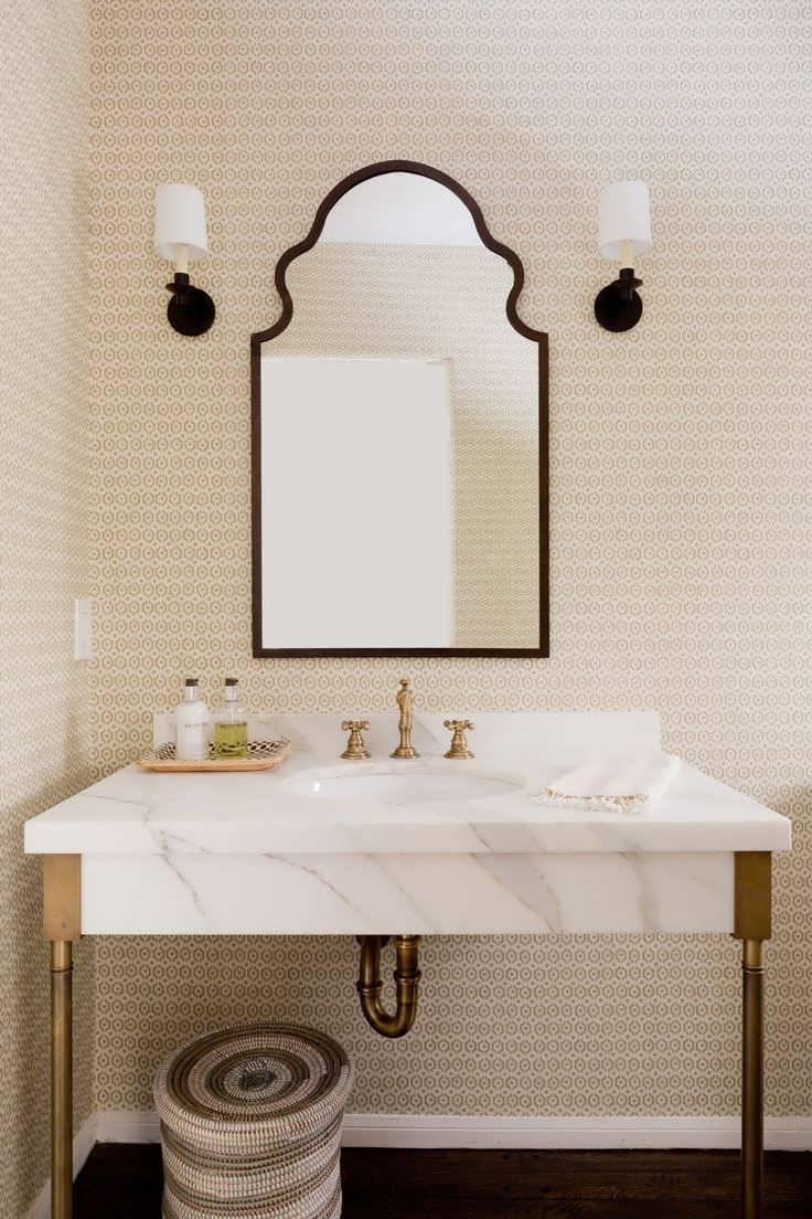 Merveilleux Bathroom Cabinets : Fancy Mirror Small Bathroom Mirrors French Inside Vintage  Bathroom Mirrors (Image 1