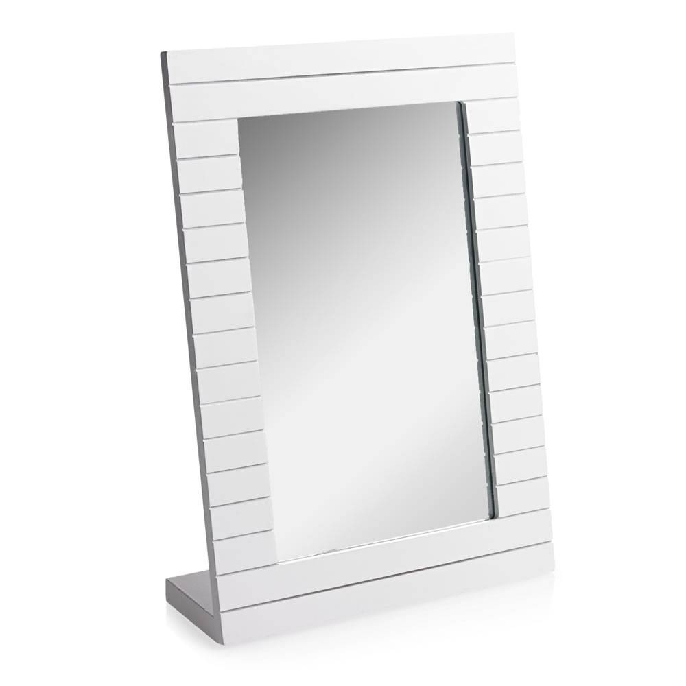 Bathroom Cabinets : Square Shape Freestanding Bathroom Mirrors The pertaining to Large Stand Alone Mirrors (Image 2 of 15)
