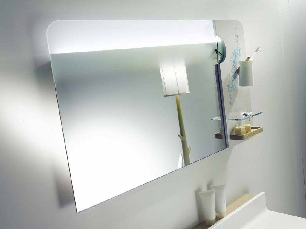 Bathroom Mirrors : Mirror Design For Bathroom Cool Home Design with regard to Modern Contemporary Mirrors (Image 4 of 15)