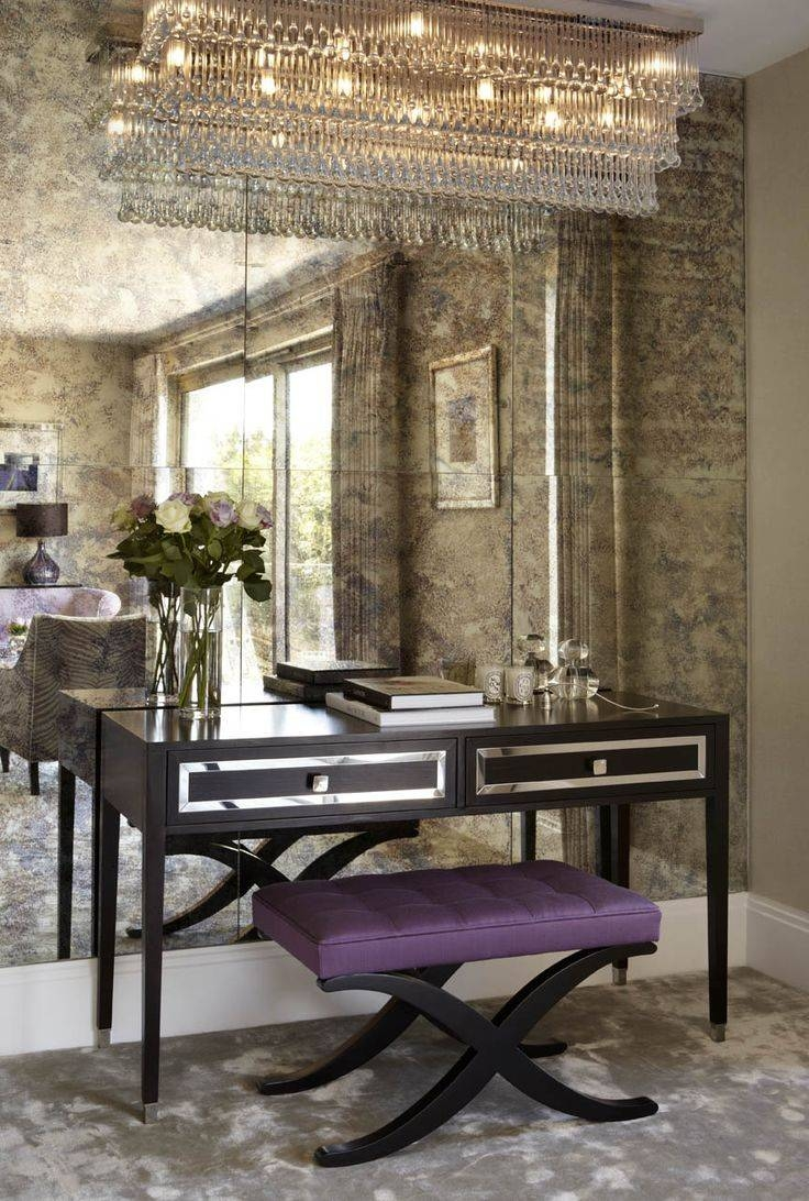 Best 25+ Antique Mirror Tiles Ideas On Pinterest | Mirror Tiles In Large Artistic Mirrors (View 2 of 15)