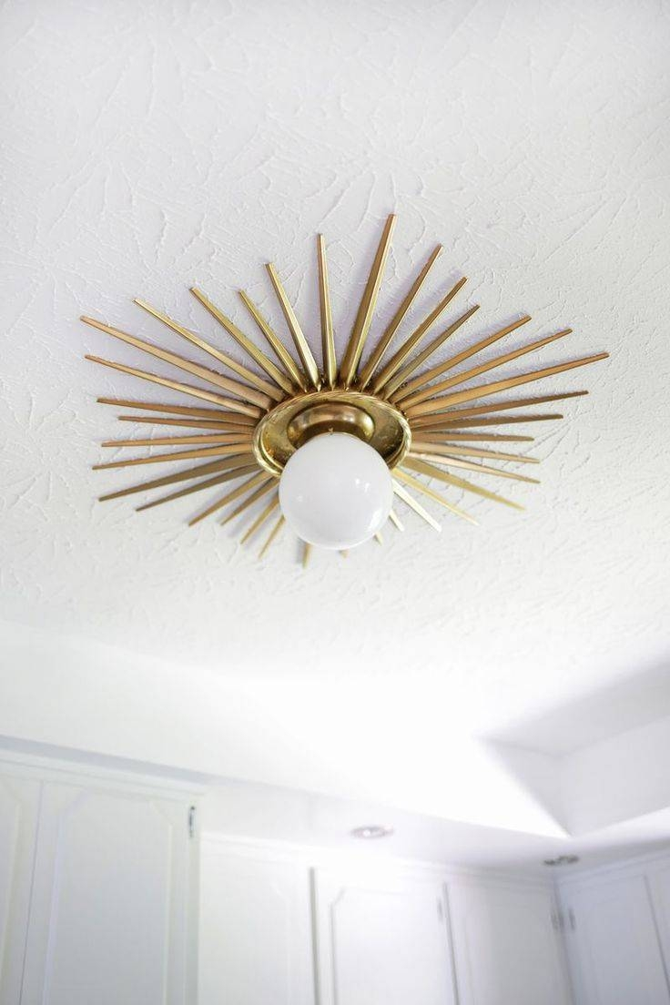 Best 25+ Ceiling Light Diy Ideas On Pinterest | Ceiling Lights In Ceiling Light Mirrors (View 6 of 15)