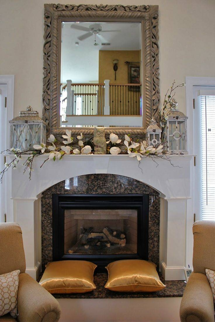 Best 25+ Mantle Mirror Ideas On Pinterest | Fire Place Decor inside Mantle Mirrors (Image 3 of 15)
