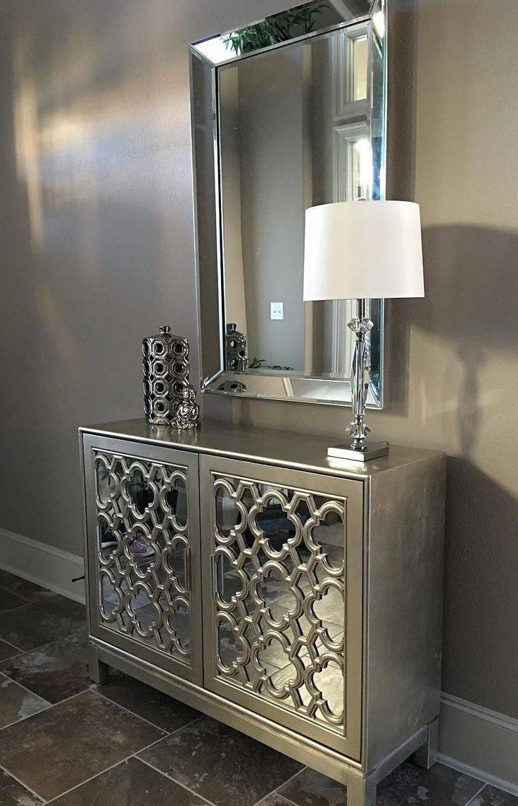 Best 25+ Mirrored Furniture Ideas On Pinterest | Mirror Furniture For Liquid Glass Mirrors (View 6 of 15)