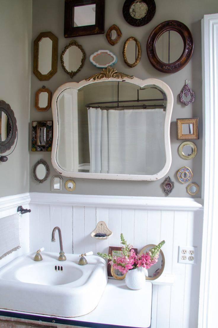 Best 25+ Vintage Bathroom Mirrors Ideas On Pinterest | Bathroom in Small Vintage Mirrors (Image 6 of 15)