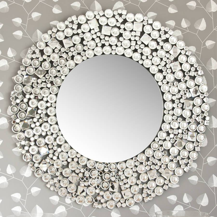 Featured Photo of Decorative Round Mirrors