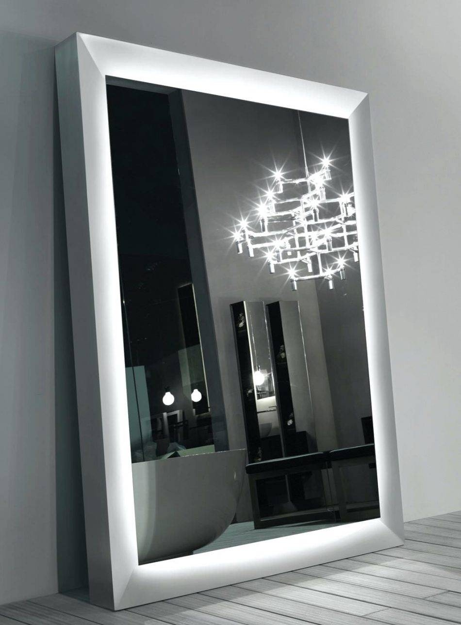 Big Floor Mirror – Laferida With Regard To Large Square Mirrors (View 2 of 15)