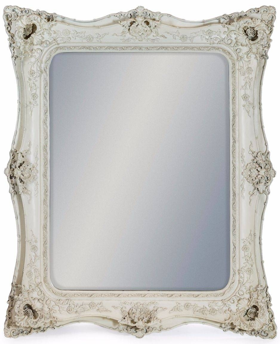 Buy Antique White And Extra Large Cream Classic Mirror Online – Cfs Uk Pertaining To Large Cream Mirrors (View 13 of 15)