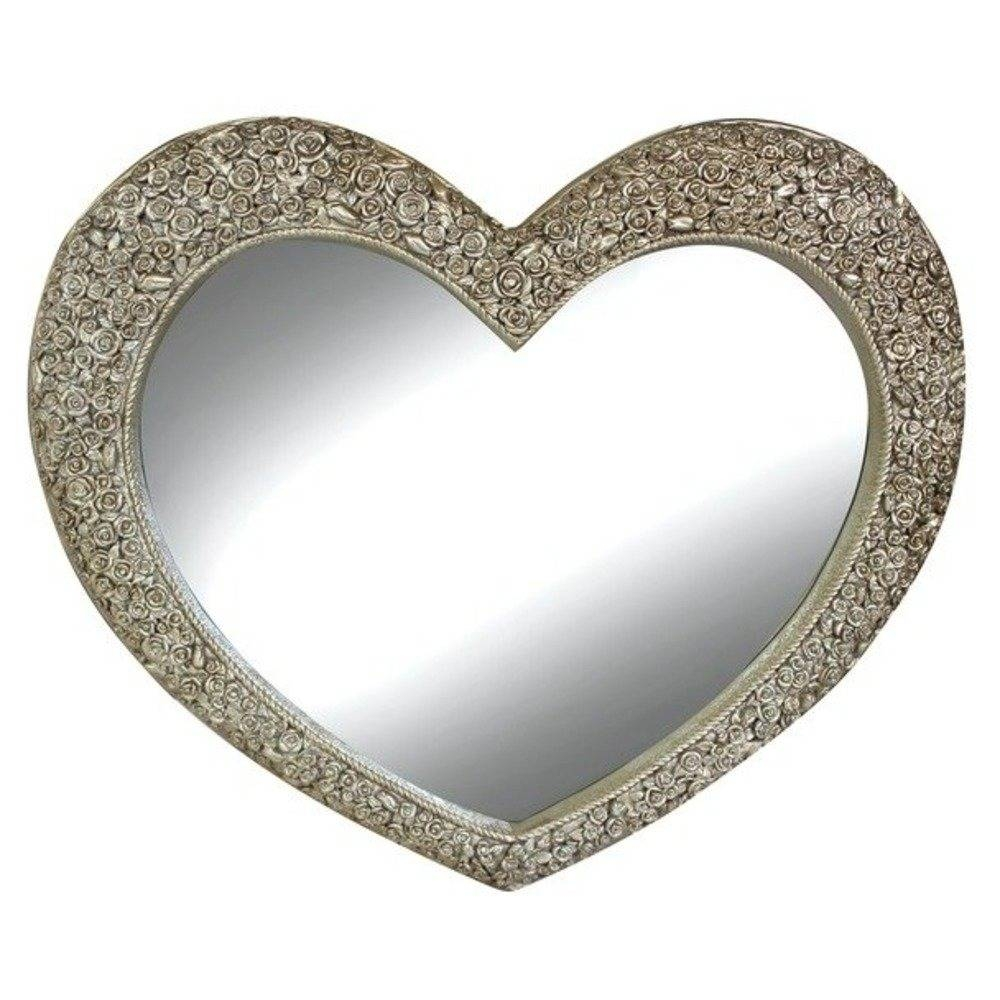 Buy Large Heart Mirror | Select Mirrors Within Large Heart Mirrors (View 3 of 15)