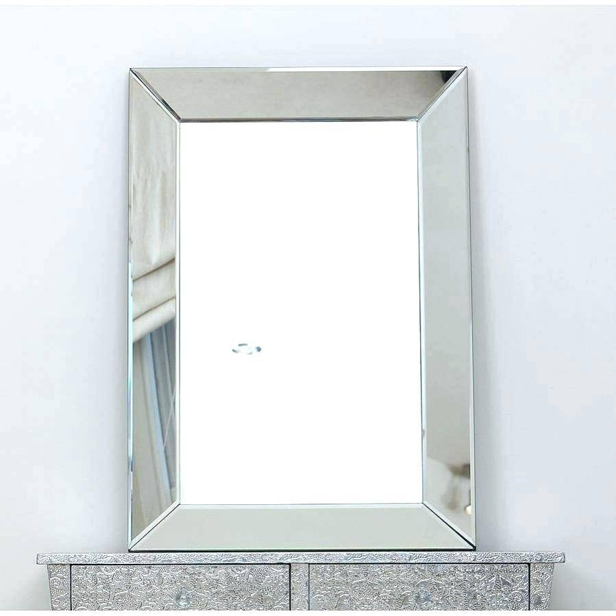 Cheap Full Length Wall Mirror Walmart Mirrored Jewelry Large Black Pertaining To Long Mirrors (View 5 of 15)