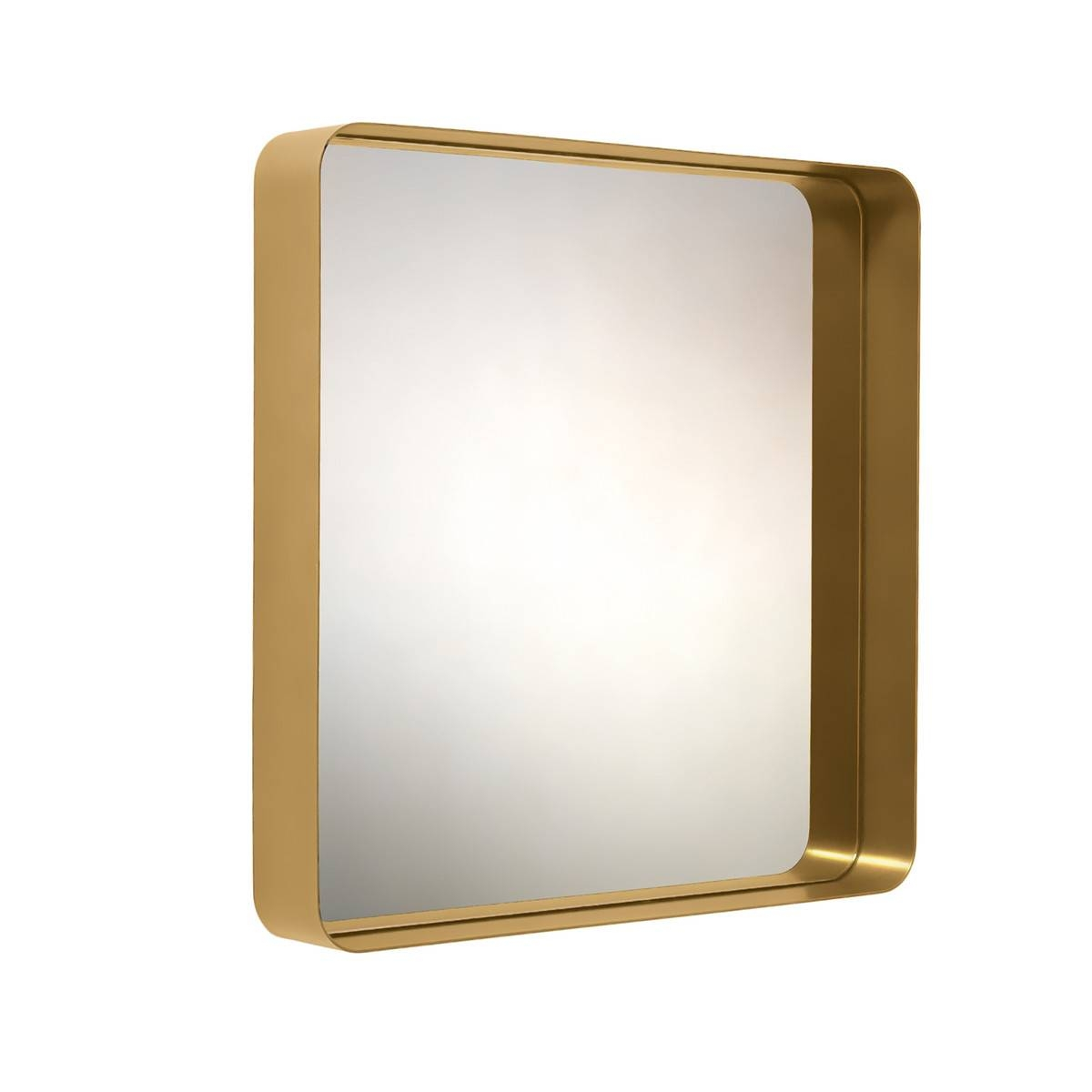 Classicon - Cypris Mirror inside Brass Mirrors (Image 6 of 15)