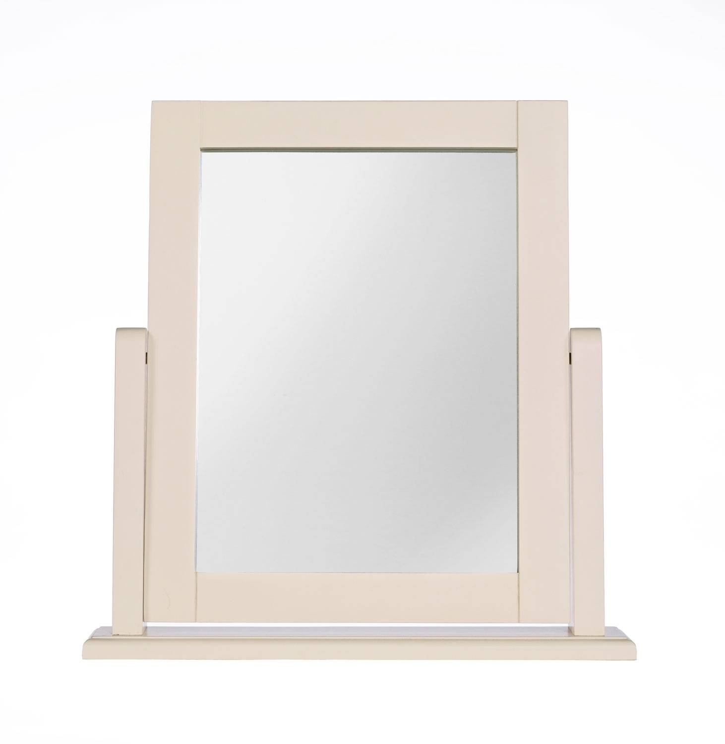 Featured Photo of Free Standing Dressing Table Mirrors