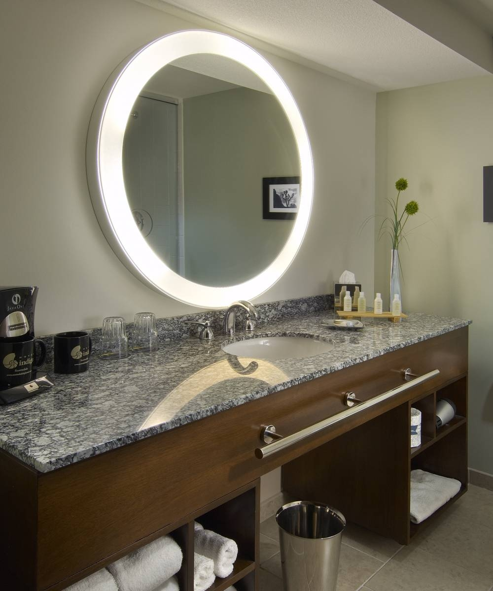 Electric Mirror - Lighted Mirror And Mirror Tv Manufacturer regarding Hotel Inspired Mirrors (Image 5 of 15)