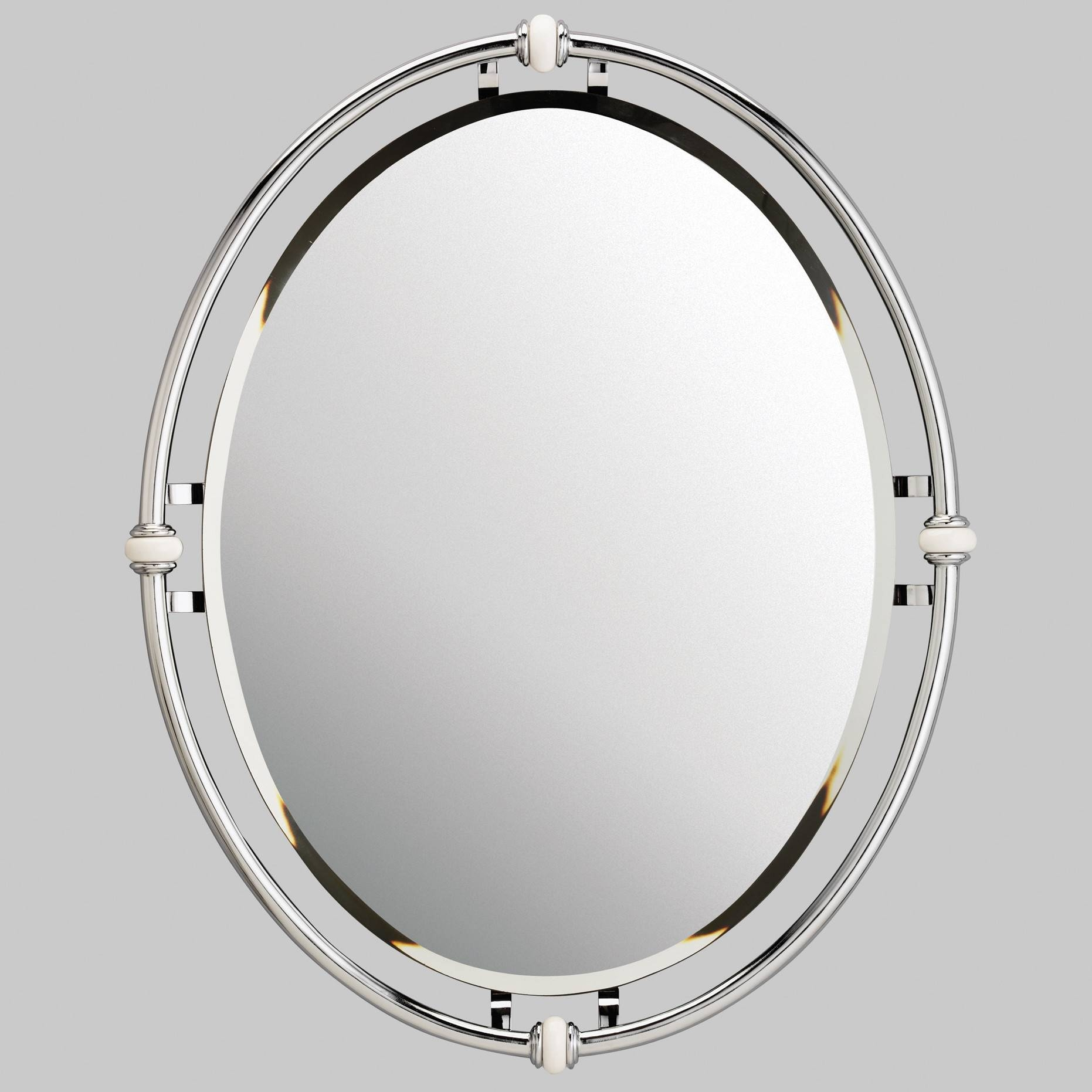 Extraordinary 70+ Wayfair Oval Bathroom Mirrors Inspiration Design for Bevelled Oval Mirrors (Image 4 of 15)