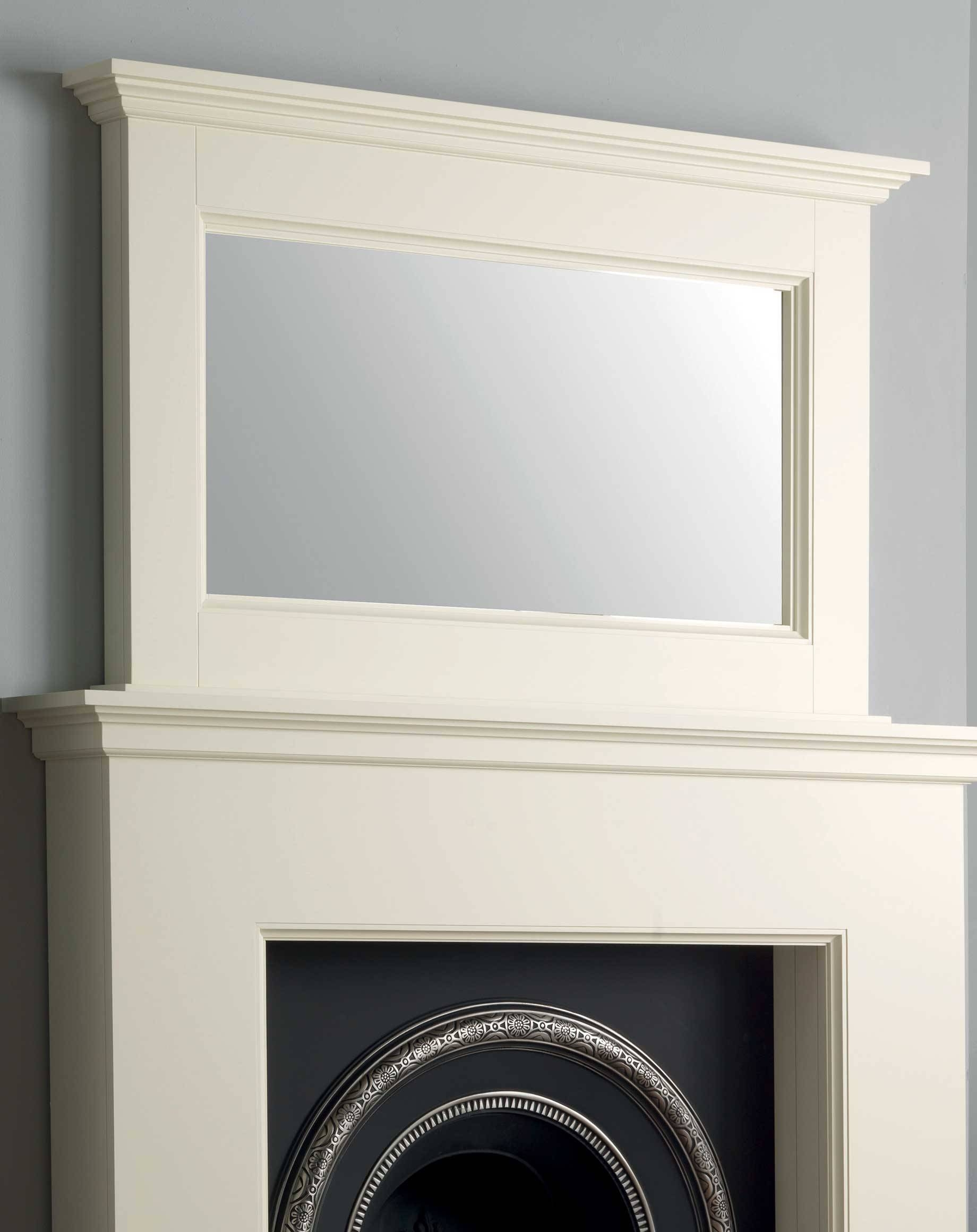Fireplaces, Mantelpieces, Fire Surrounds | Emberz Mantels Regarding Mantelpiece Mirrors (View 6 of 15)