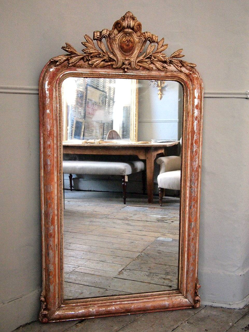 Featured Photo of French Antique Mirrors