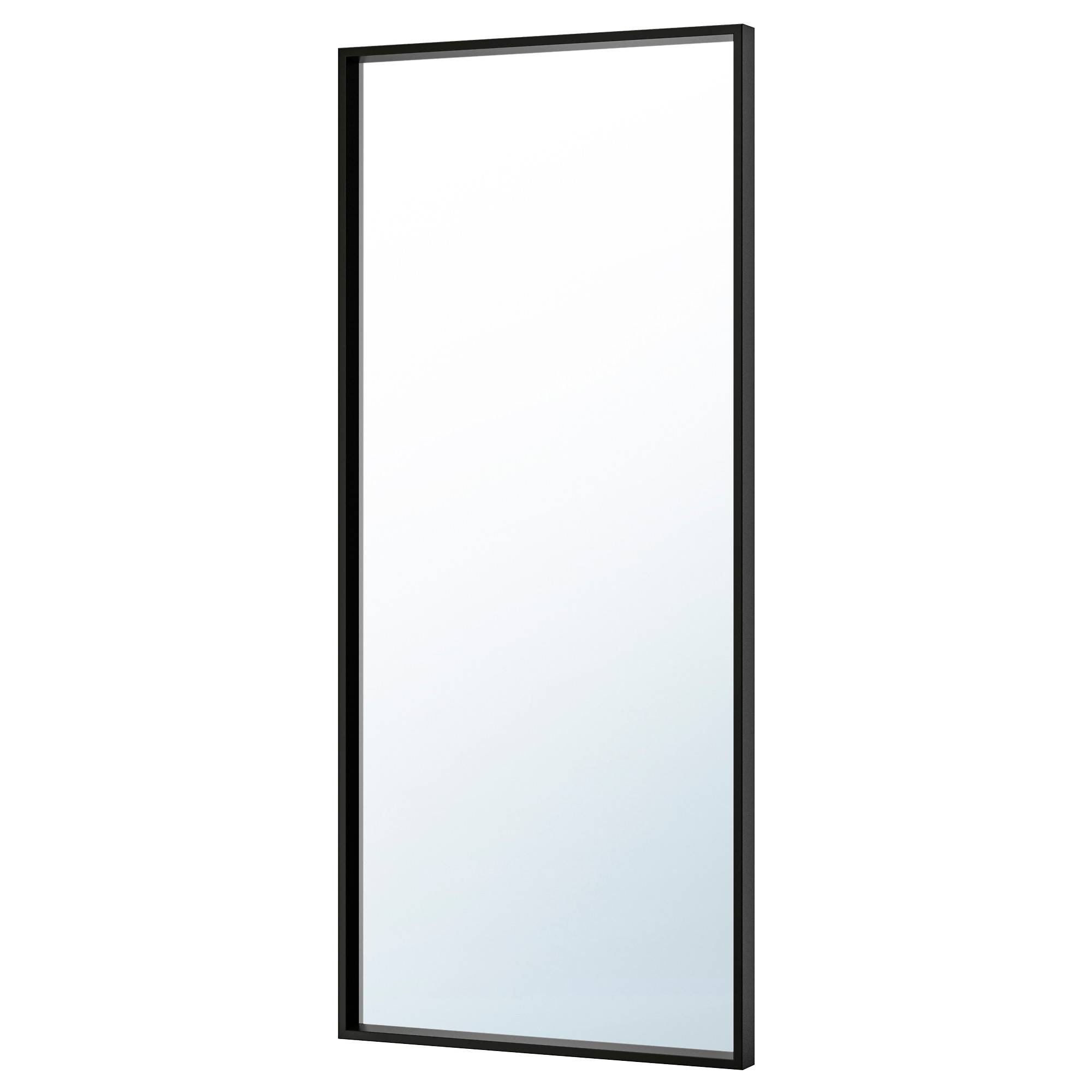 Full Length Mirrors – Ikea Regarding Black Floor Standing Mirrors (View 15 of 15)