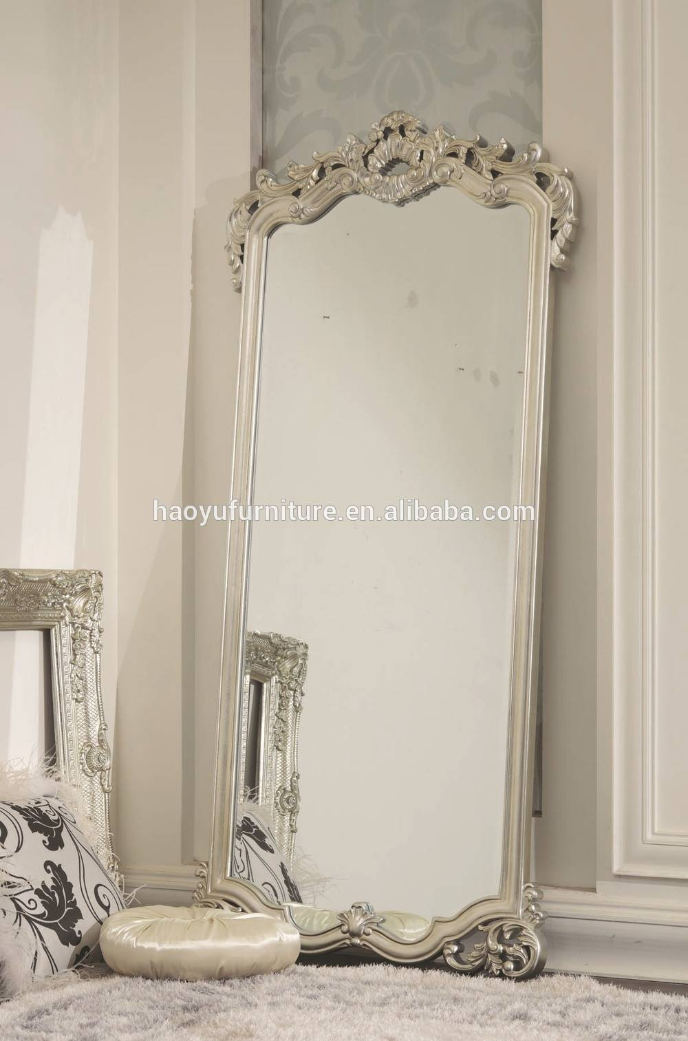 Gda8005 Bedroom Mirror With Cabinet Glass Bedroom Sets Mirror Long For Long Mirrors (View 15 of 15)