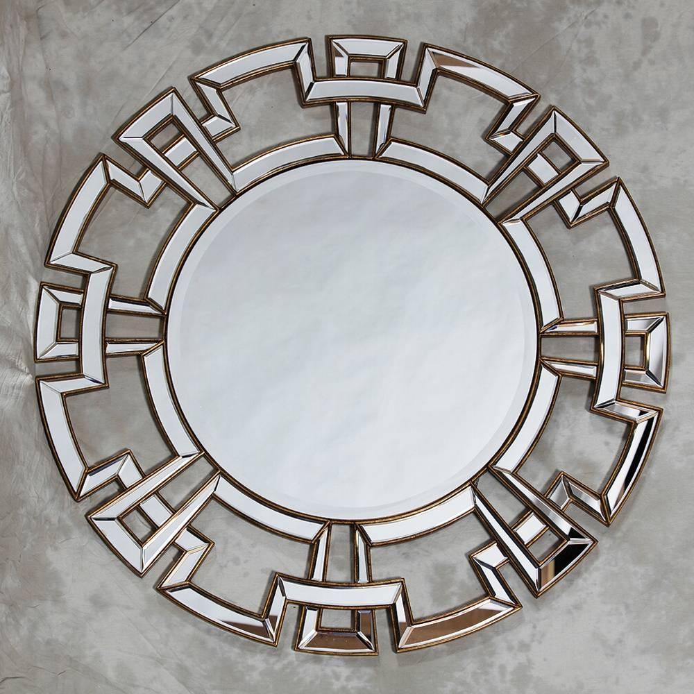 Gorgeous Venetian Mirrored Wall Shelf Mr Venetian Bathroom Wall Throughout Round Venetian Mirrors (View 5 of 15)