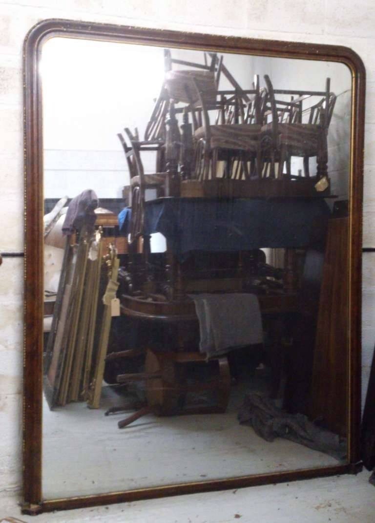 Huge Antique Mirror At 1Stdibs with regard to Huge Antique Mirrors (Image 6 of 15)