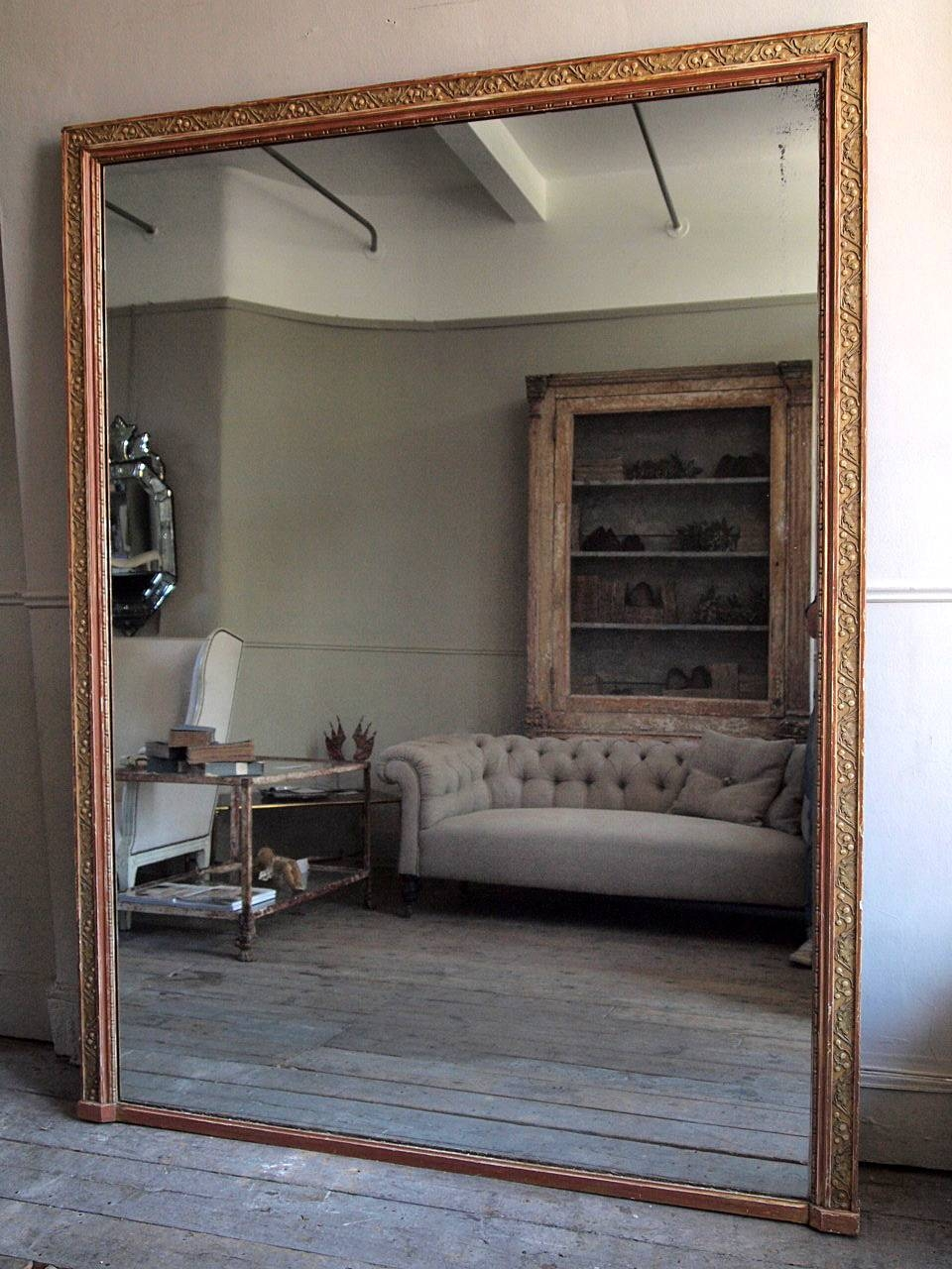 Featured Photo of Huge Antique Mirrors