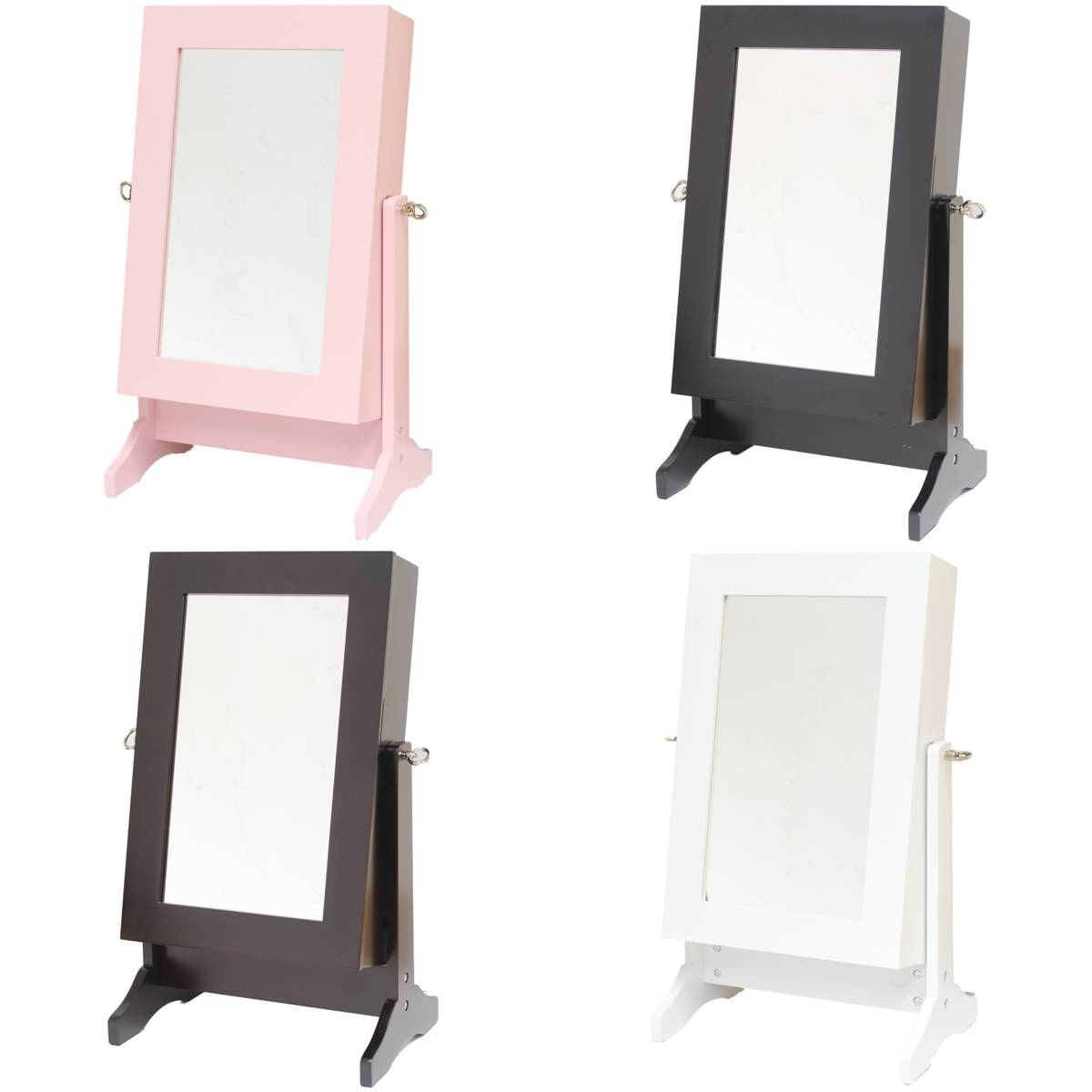 best 15 of mirrors on stand for dressing table. Black Bedroom Furniture Sets. Home Design Ideas