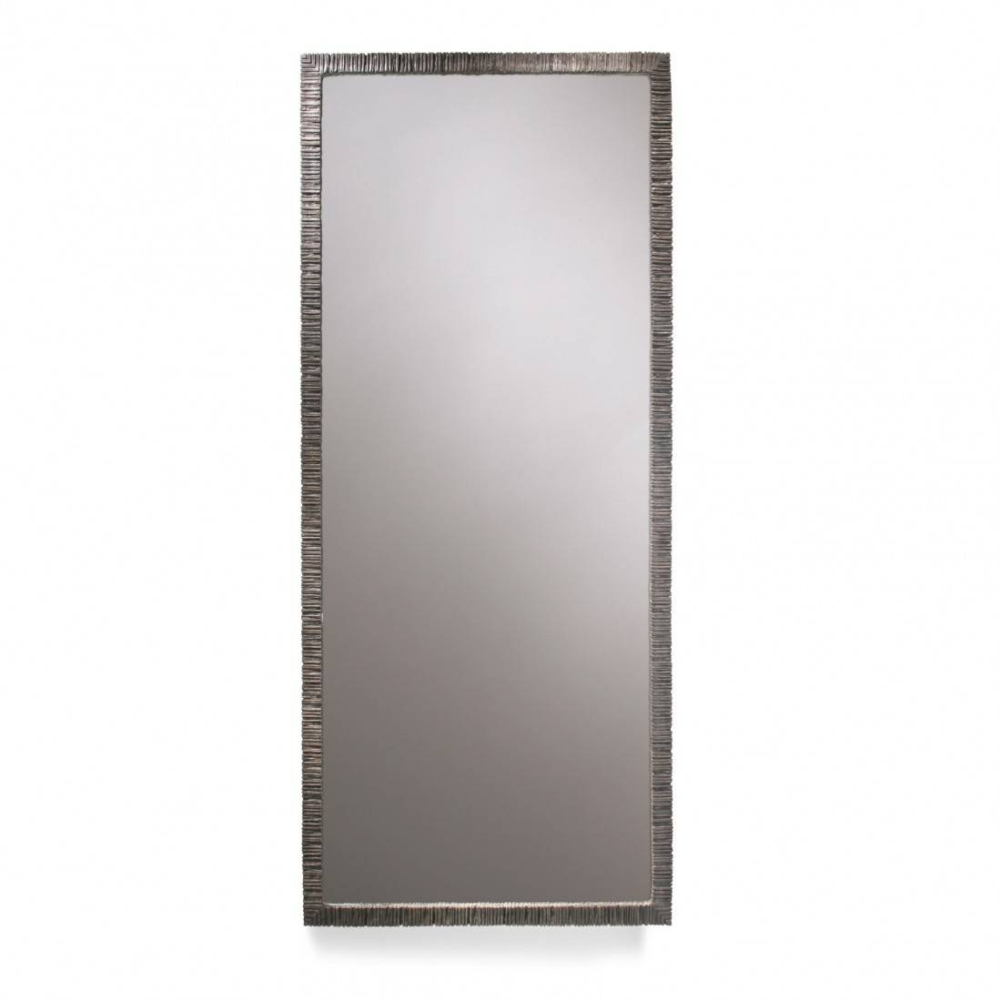 Large Rectangular Trevose Mirror | Wm31L | Mirrors, Mirror | Porta with regard to Large Metal Mirrors (Image 8 of 15)