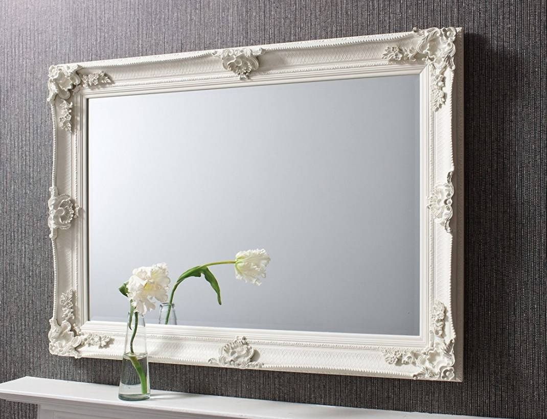 Mirror : Antique Architectural Mirrors Weathered Arch Window in Antique Long Mirrors (Image 6 of 15)