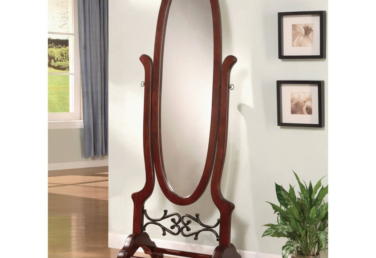 Mirror : Antique Architectural Mirrors Weathered Arch Window With Regard To Antique Floor Length Mirrors (View 8 of 15)