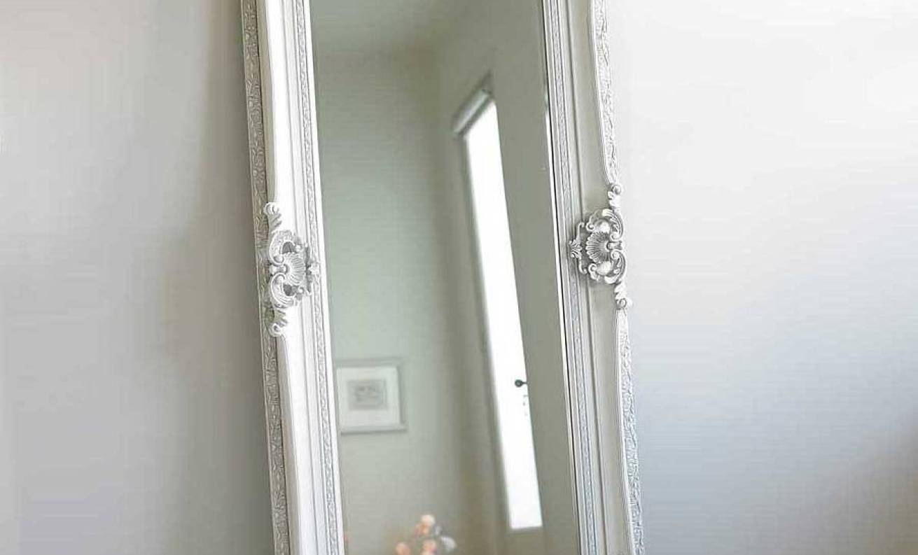 Mirror : Antique Looking Mirrors Beautiful Wrought Iron Full throughout Old Looking Mirrors (Image 5 of 15)