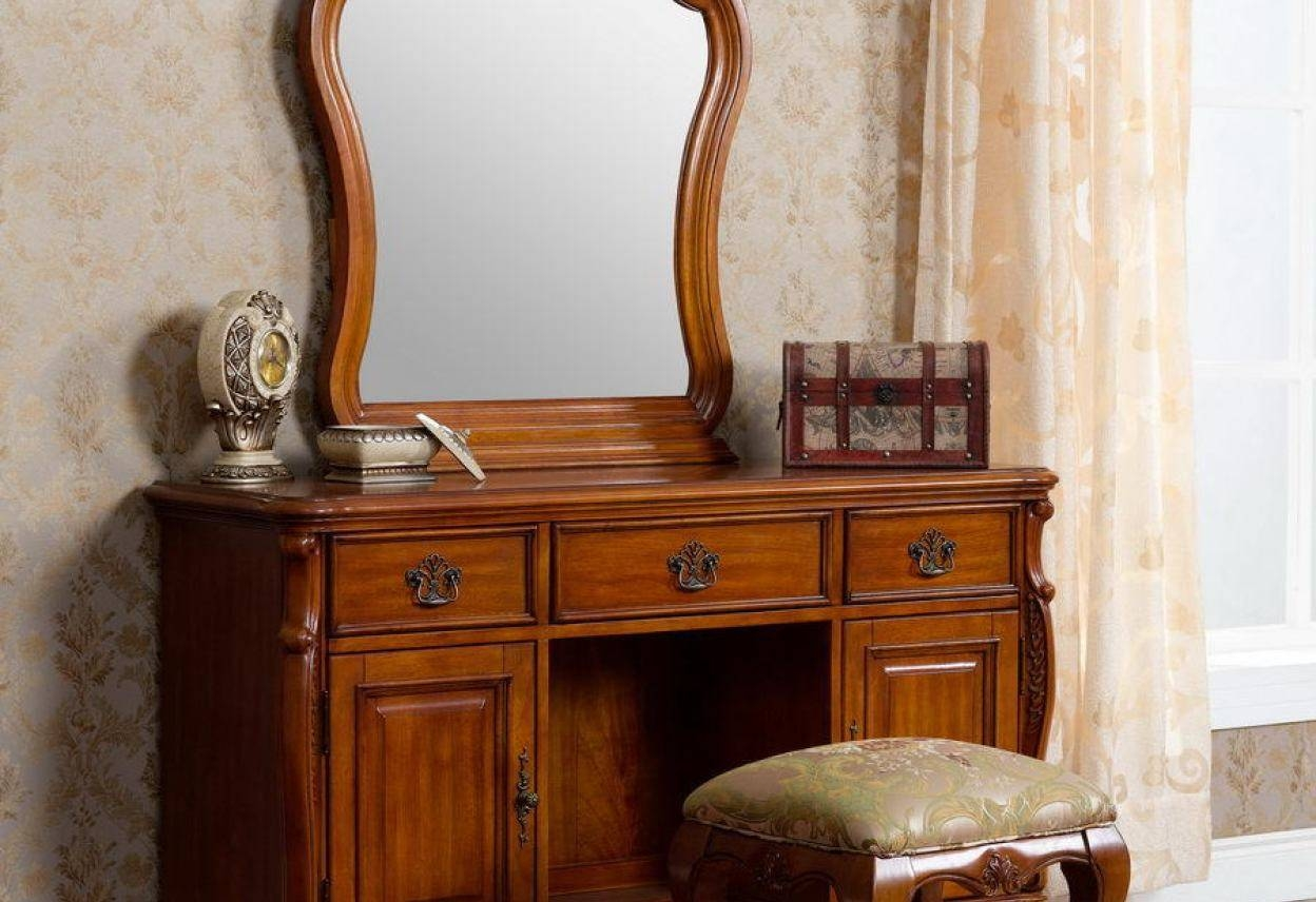 Mirror : Antique Oak Mirrors Rare Antique Oak Sideboards With Throughout Antique Oak Mirrors (View 2 of 15)