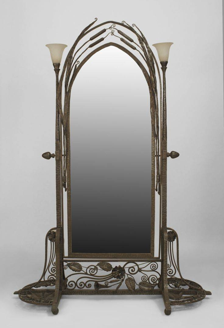 Mirror : Arresting French Country Full Length Mirror Entertain pertaining to French Style Full Length Mirrors (Image 9 of 15)