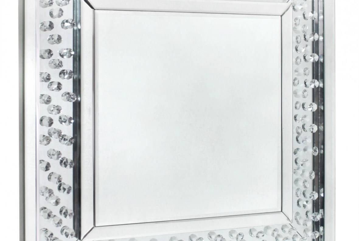 Mirror : B Beautiful Wall Mirror With Crystals Beautiful Glitter For Liquid Glass Mirrors (View 9 of 15)