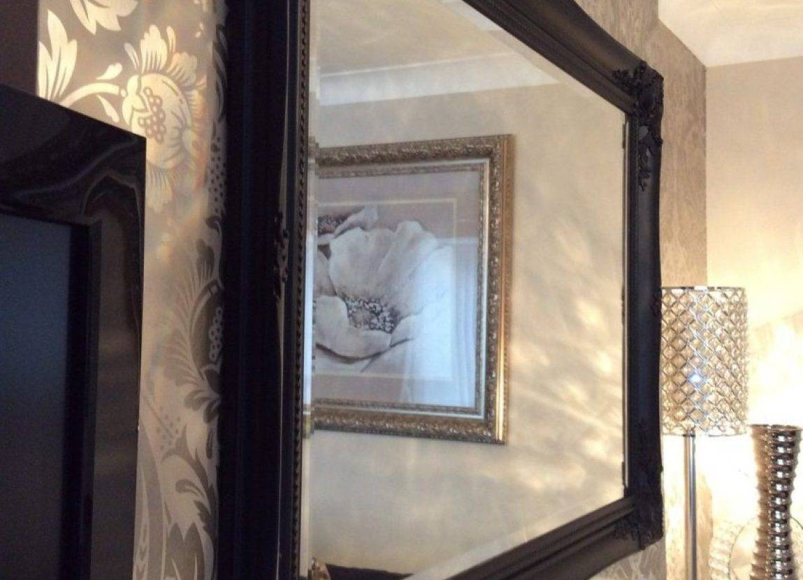 Mirror : Beautiful Bathroom Mirrors Shabby Chic 71 With Additional Pertaining To Big Shabby Chic Mirrors (View 13 of 15)