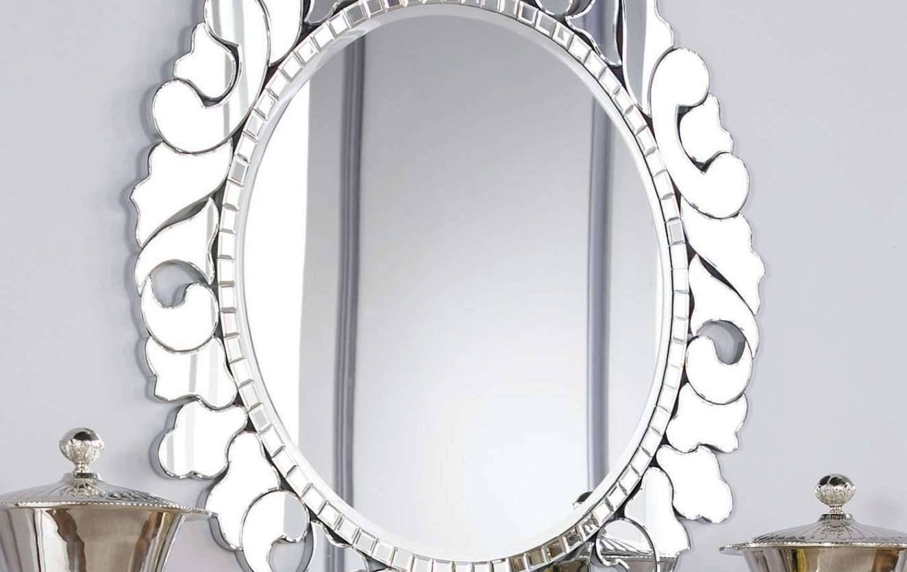 Mirror : Beautiful Concave Wall Mirror Curved Wood Wall Wall with regard to Concave Wall Mirrors (Image 6 of 15)