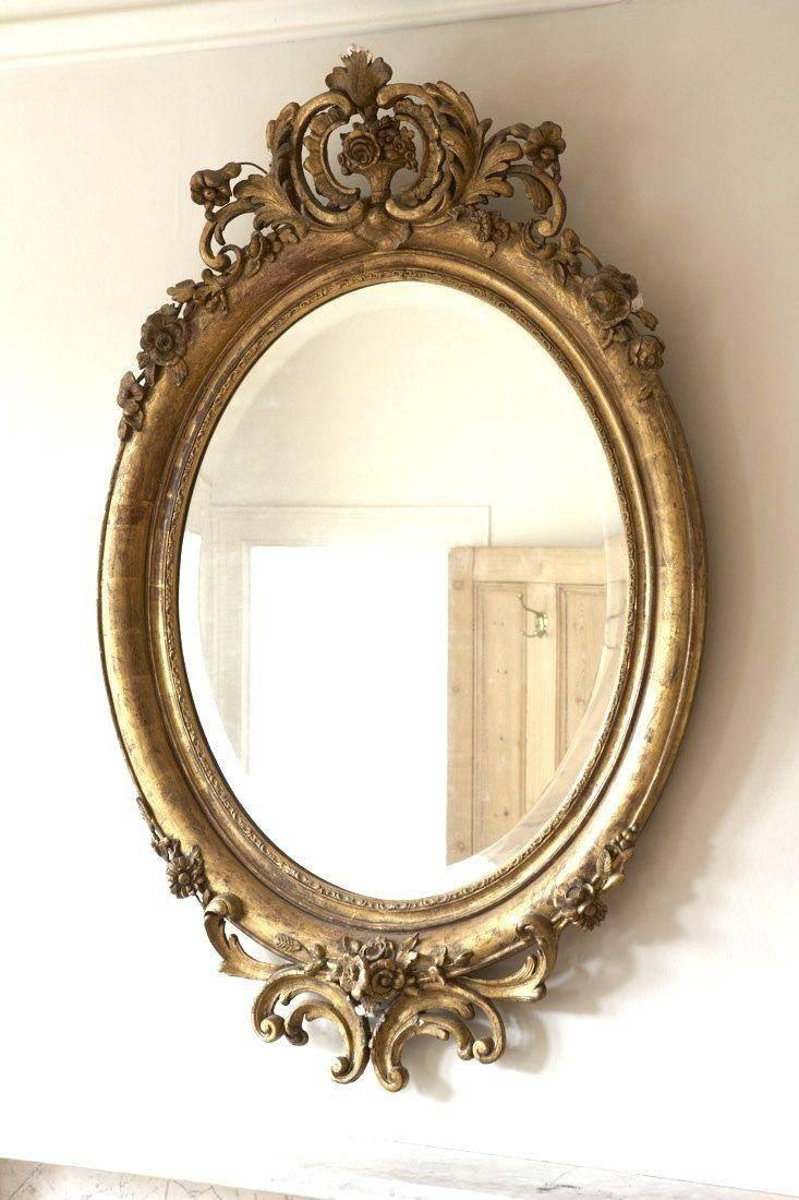 Mirror : Beautiful Mirrors 3 Amazing Victorian Style Mirrors pertaining to Victorian Style Mirrors (Image 10 of 15)