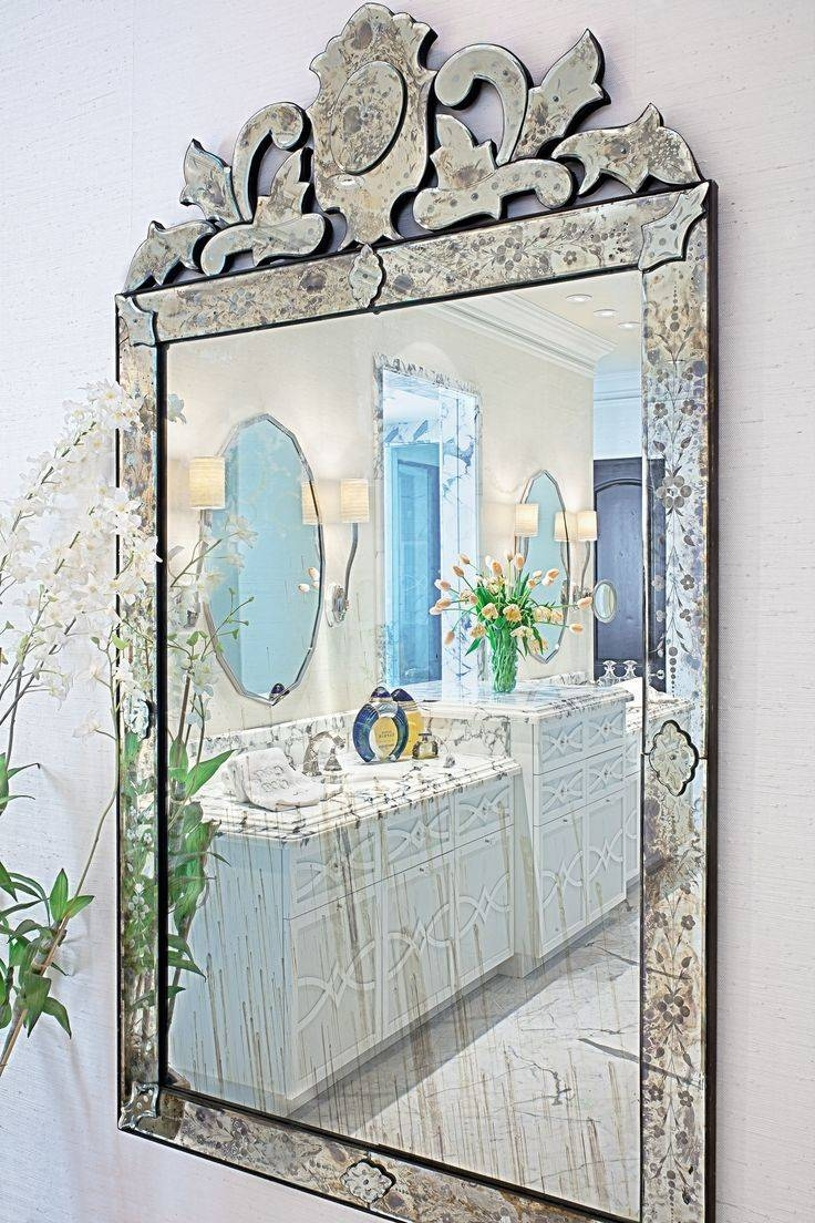 Mirror : Beautiful Venetian Mirror Large Extra Large Vertical throughout Extra Large Venetian Mirrors (Image 3 of 15)