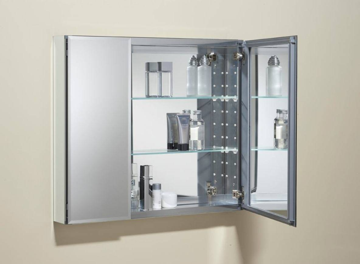 Mirror : Buy Double Frame Beveled Glass Mirror Mirrors The Range pertaining to Double Bevelled Mirrors (Image 6 of 15)